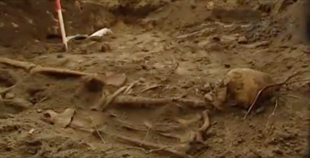 Booronderzoek Archeologie lochum
